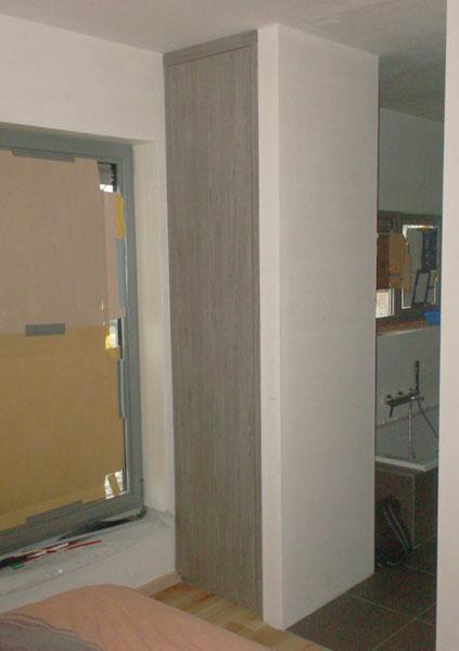 Tegels Badkamer Kiezen ~ Badkamer  Inbouwkasten in badkamer