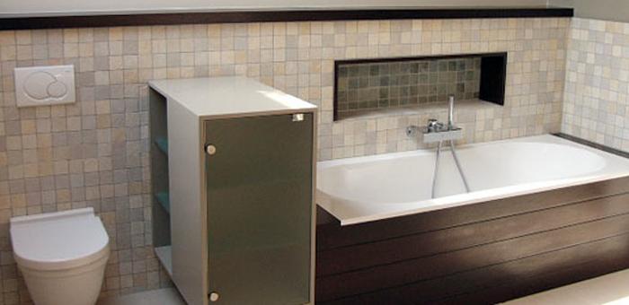 Badkamer 2 - Afgewerkt-schrijnwerk